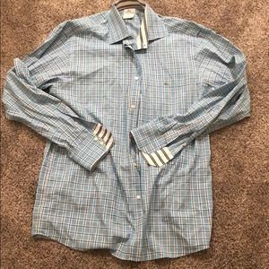Lacoste dress shirt sz 42